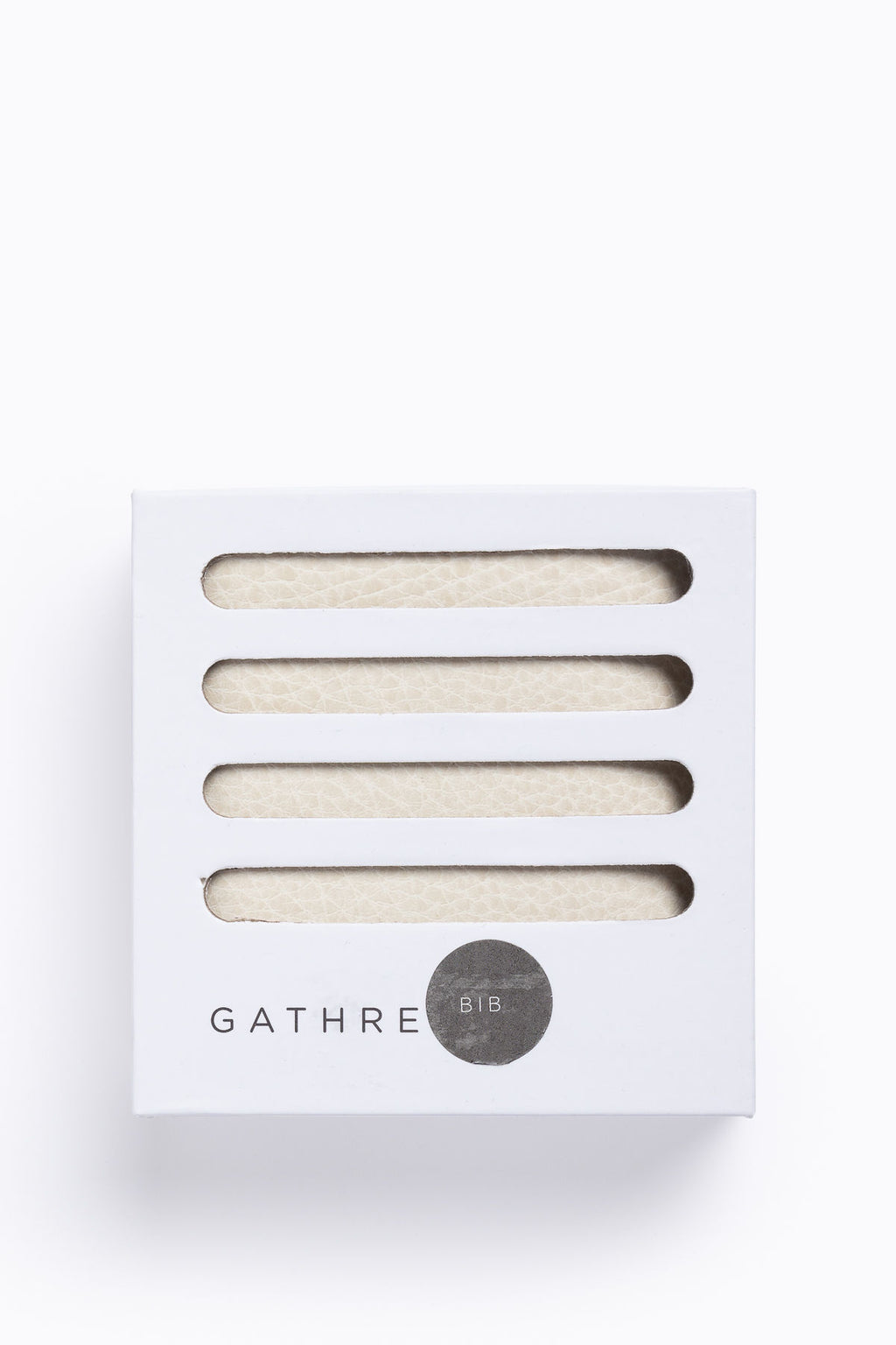 HOME: Gathre Bib in Blanc