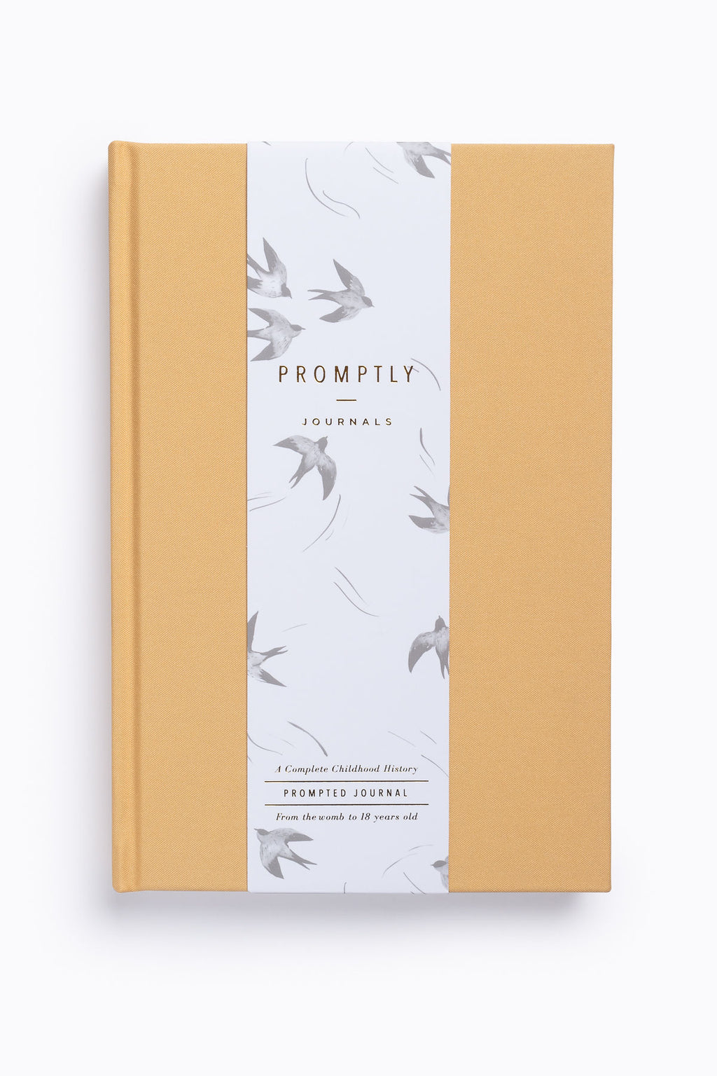 Promptly Journals: Childhood History in Ochre