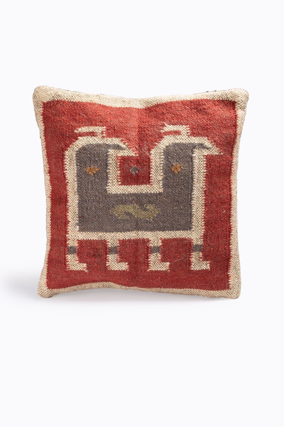 HOME: Square Kilim Pillow, 2 Styles