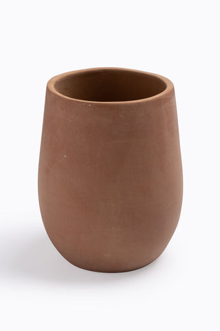 HOME: Terra-cotta Container with Lid