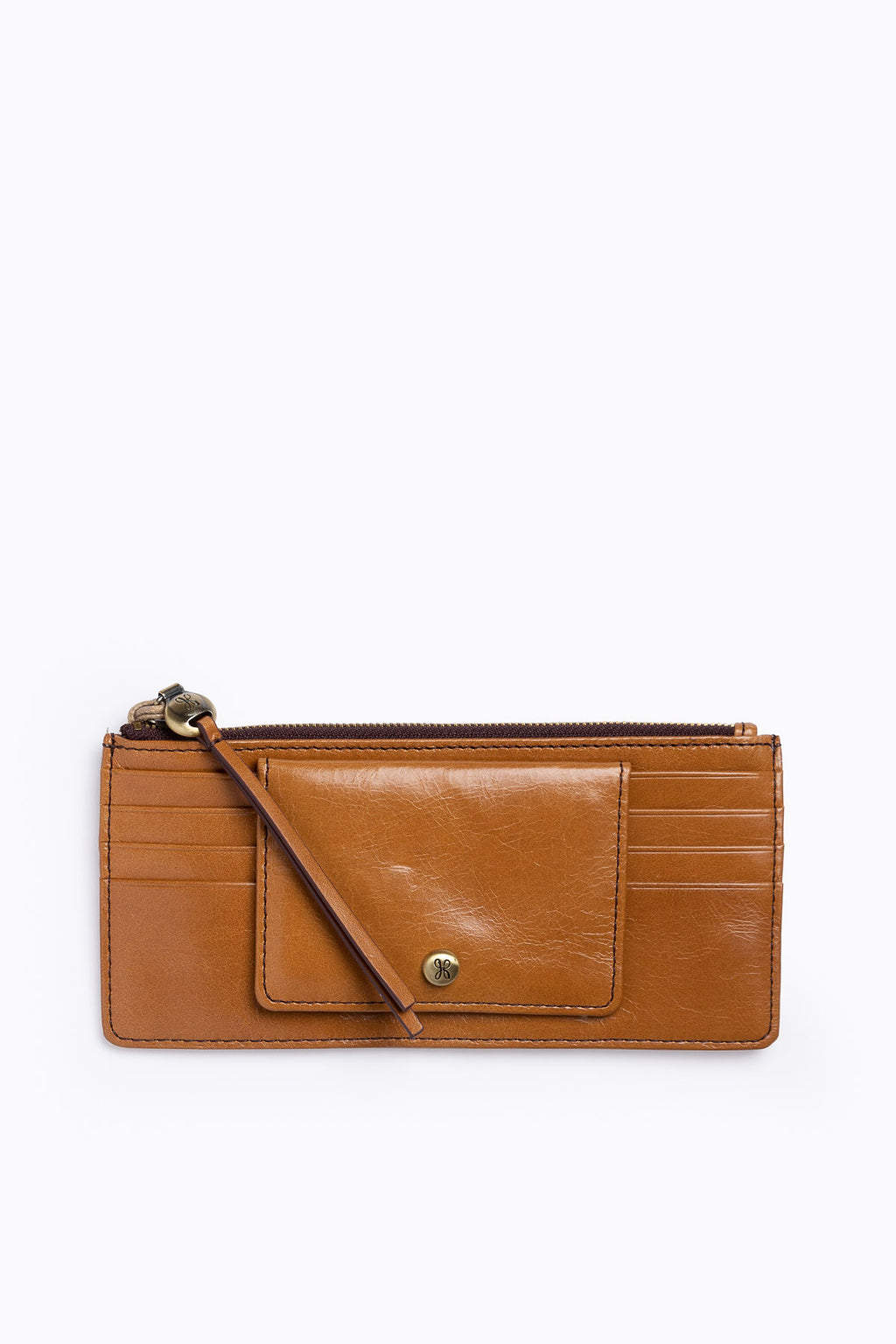 Hobo: Amaze Wallet in Vintage Honey