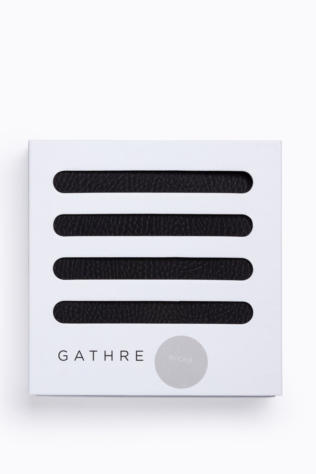 HOME: Gathre Micro Mat in Raven