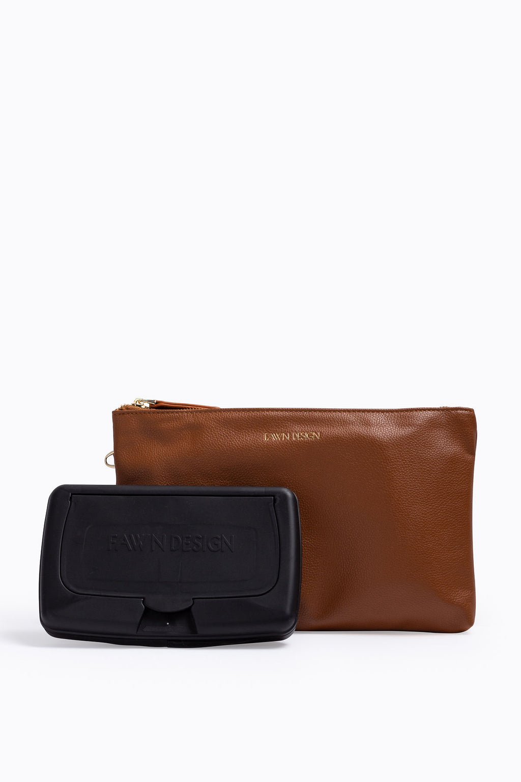 Fawn Design: The Changing Clutch in Brown