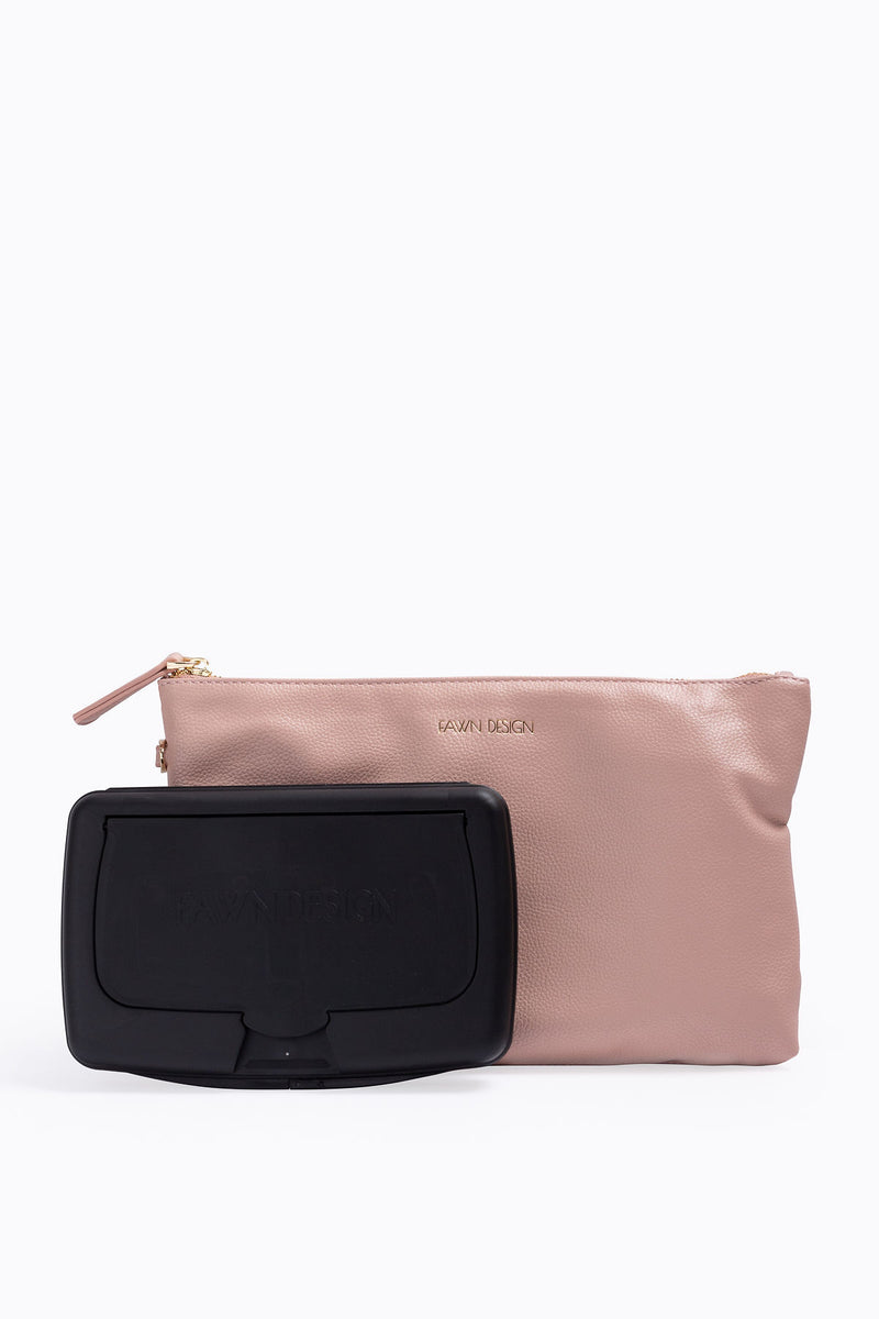 Fawn Design: The Changing Clutch in Blush