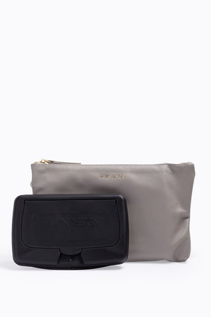Fawn Design: The Changing Clutch in Grey