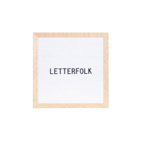 HOME: Letterfolk Co. The Poet Midnight
