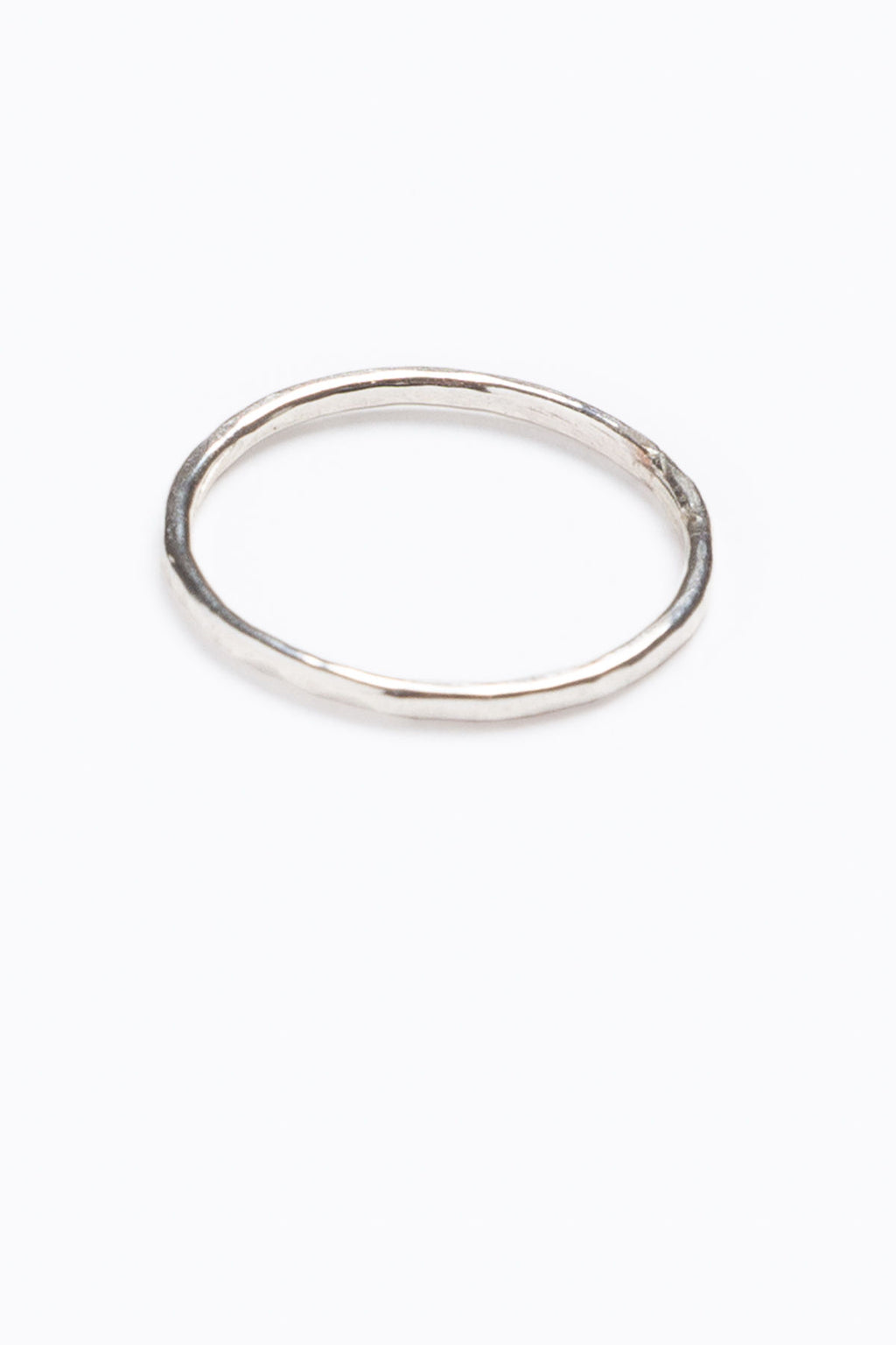 Nashelle: Simple Pure Ring in Sterling Silver