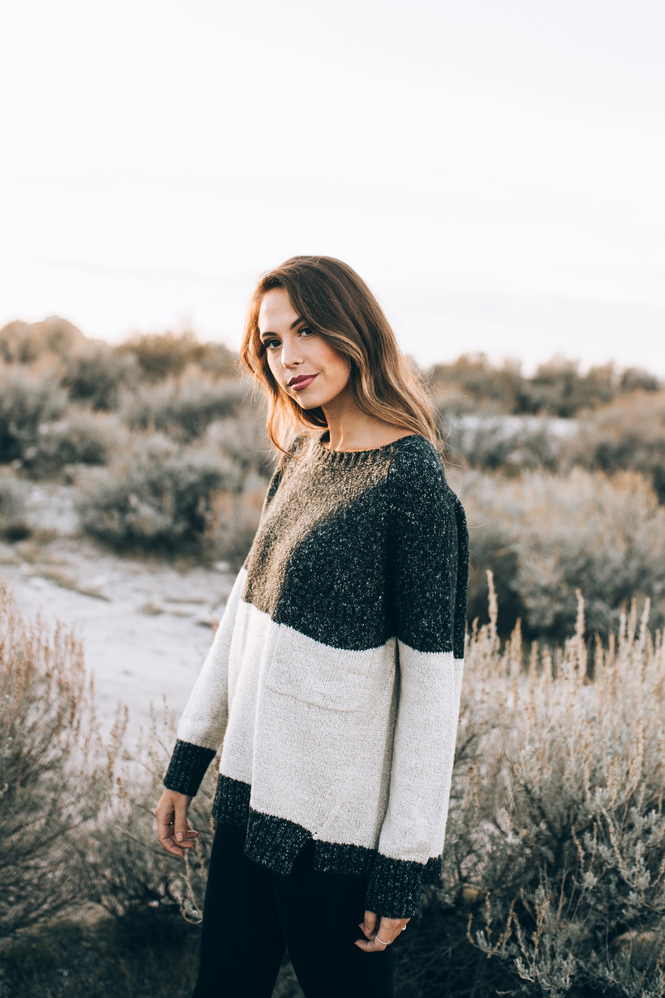 The Avenue Sweater