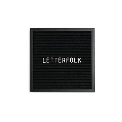 HOME: Letterfolk Co. The Poet White