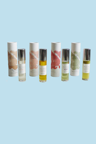 MCMC, Perfume Oil - Olive