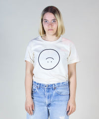 Olive Smiley Tee