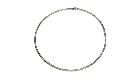 Large Retro Choker