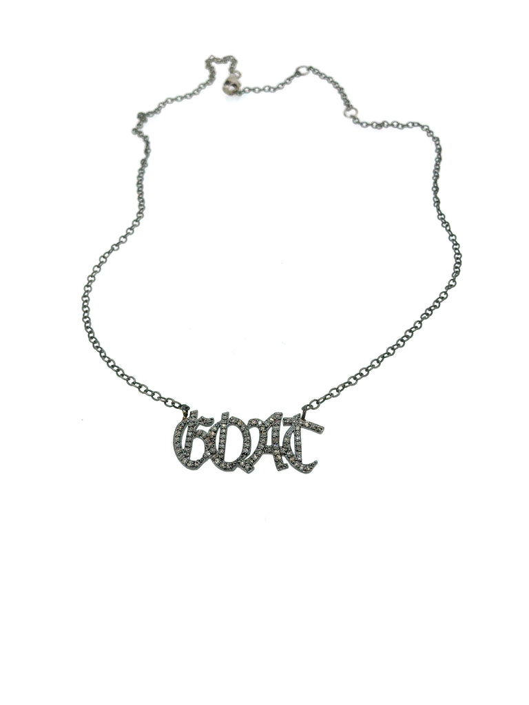 Greatest Of All Time Necklace