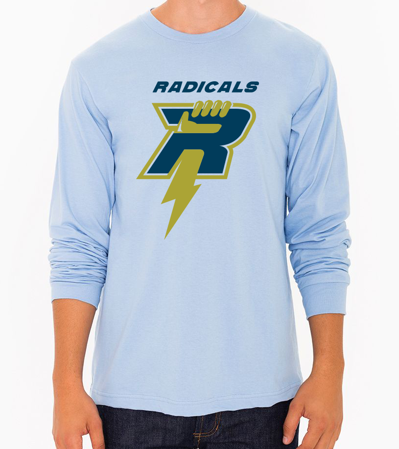 Long Sleeve Baby Blue