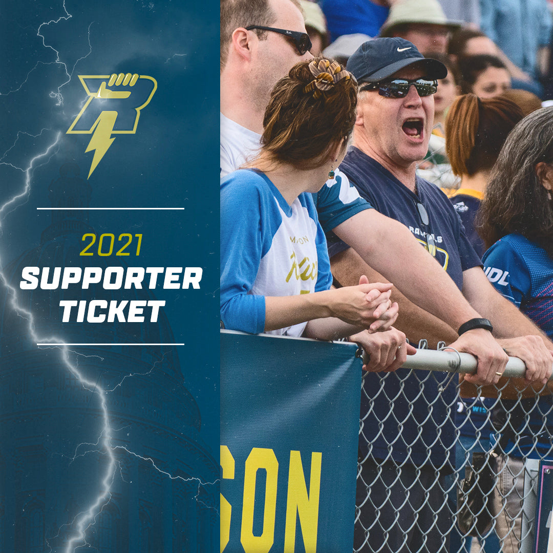 2021 Radicals Supporter Season Tickets