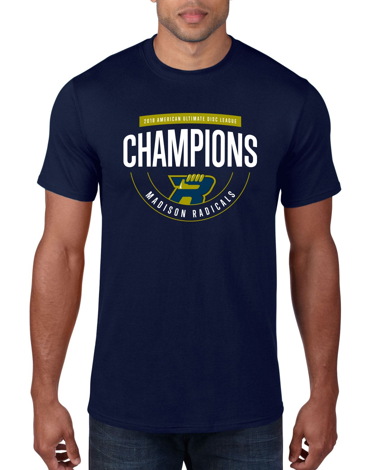 2018 AUDL Championship Shirt Version 2