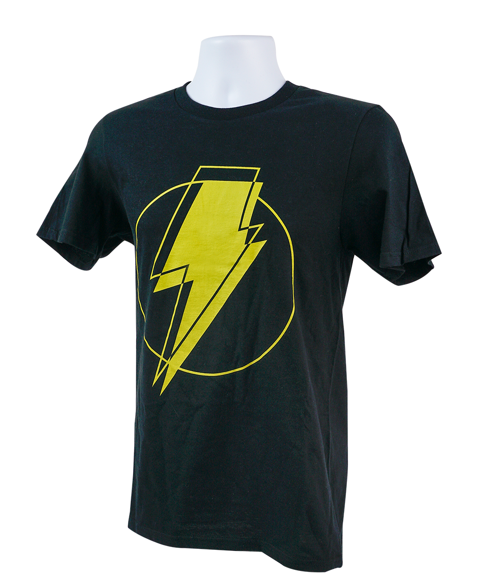 Black Bolt T-Shirt