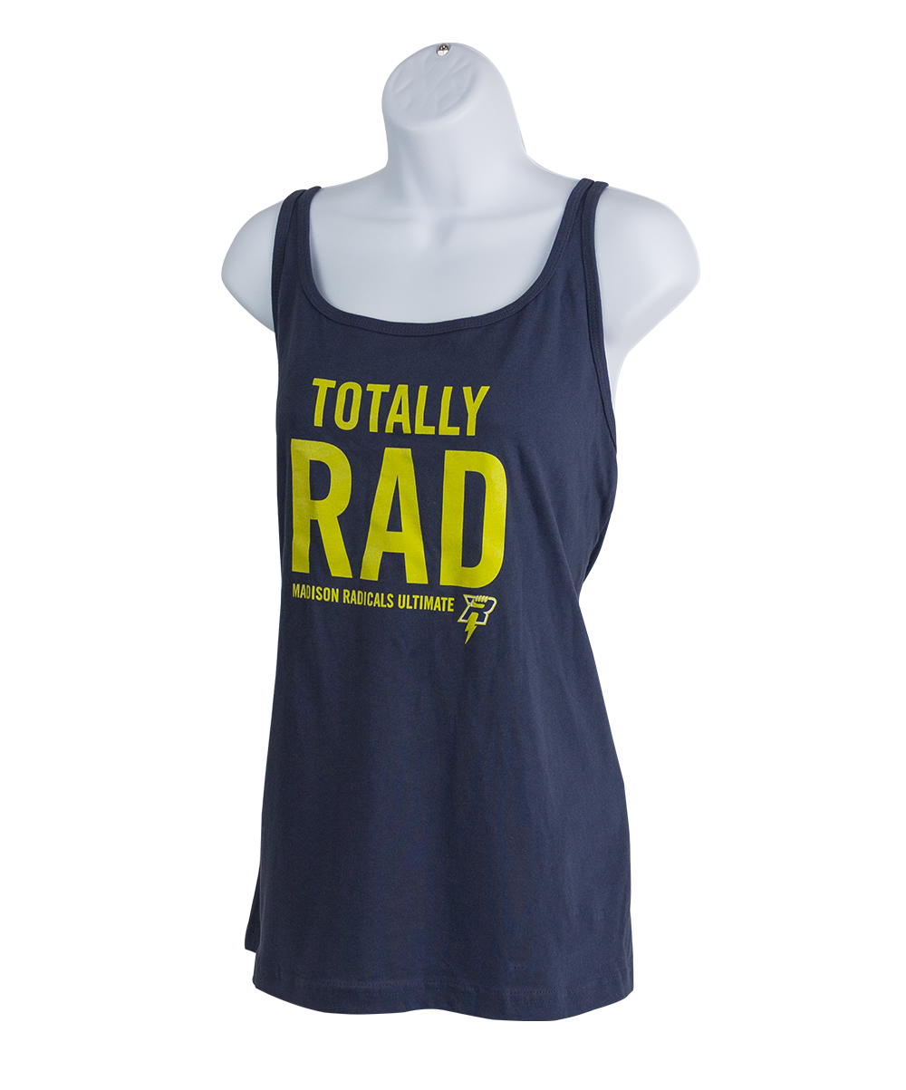 Women's Totally Rad Tank Top