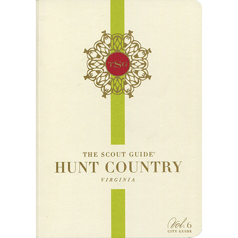 The Scout Guide Hunt Country City Guide Vol. 6