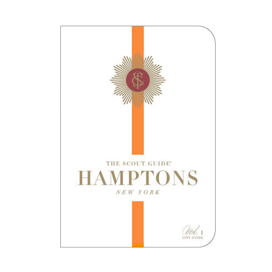 The Scout Guide The Hamptons New York Vol. 1
