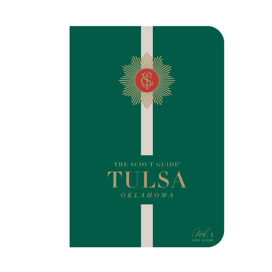The Scout Guide Tulsa, OK Vol 1