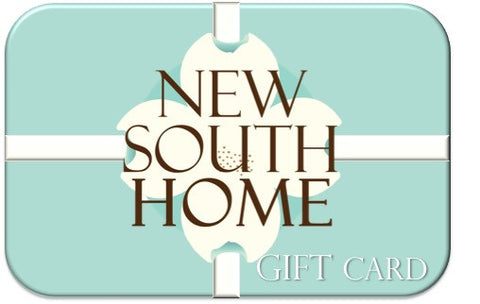 New South Home Gift Card
