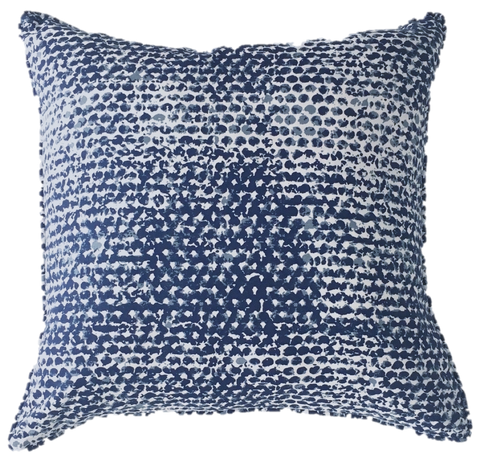 Chloe Navy Pillow Cover