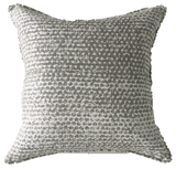 Chloe Taupe Pillow Cover