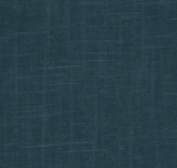 Signature Linen Teal Custom Drapery Panel