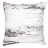 Stormy Gray Pillow Cover