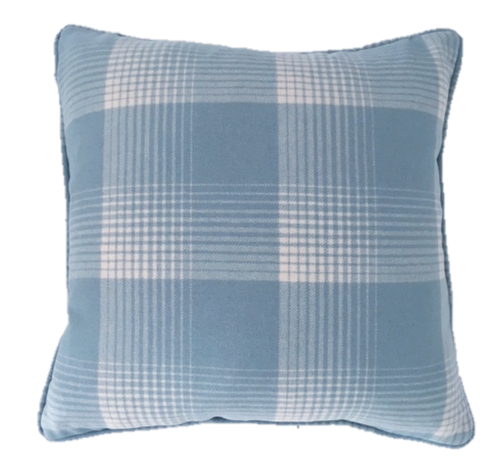 Summit Aqua Pillow Cover