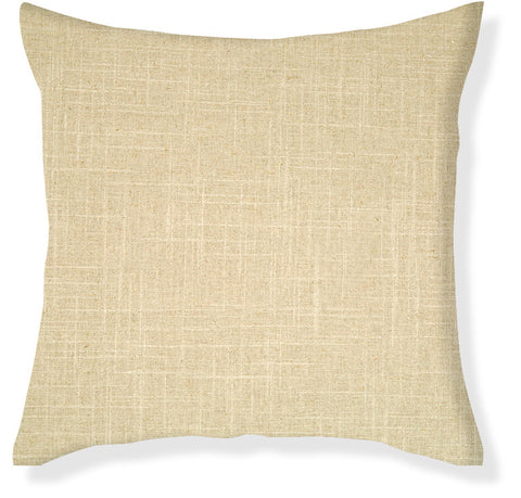 Signature Linen Natural Pillow Cover