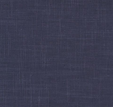 Signature Linen Navy Fabric Swatch