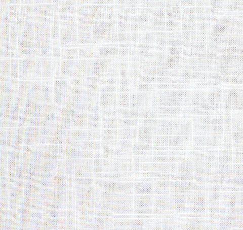 Signature Linen White Fabric Swatch