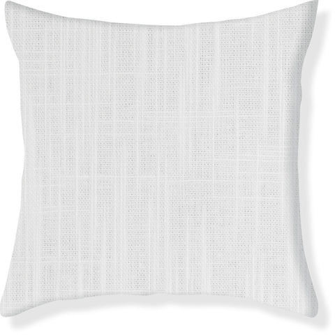 Signature Linen White Pillow Cover