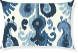 Sumatra Indigo Pillow Cover