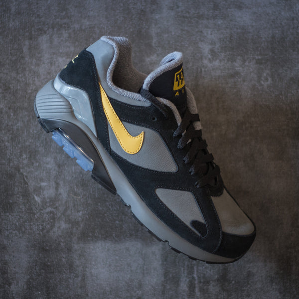 Air Max 180 'Cool Grey' - Cool Grey/Wheat Gold