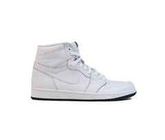 Air Jordan 1 Retro 'Perforated' - White/White