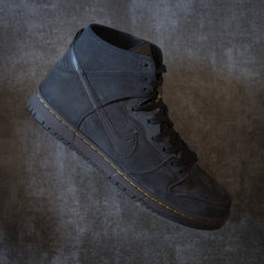 NIKE Zoom Dunk High Pro Decon PRM - Black/Black