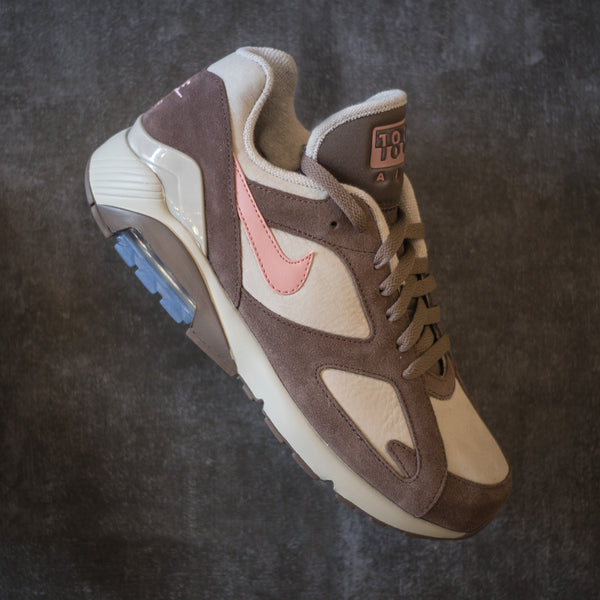 Air Max 180  - String/Rust Pink-Barque Brown