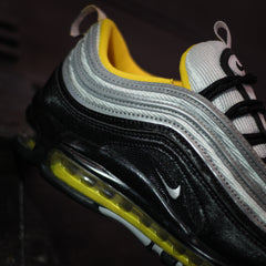 NIKE Air Max 97 - Black/Amarillo/White