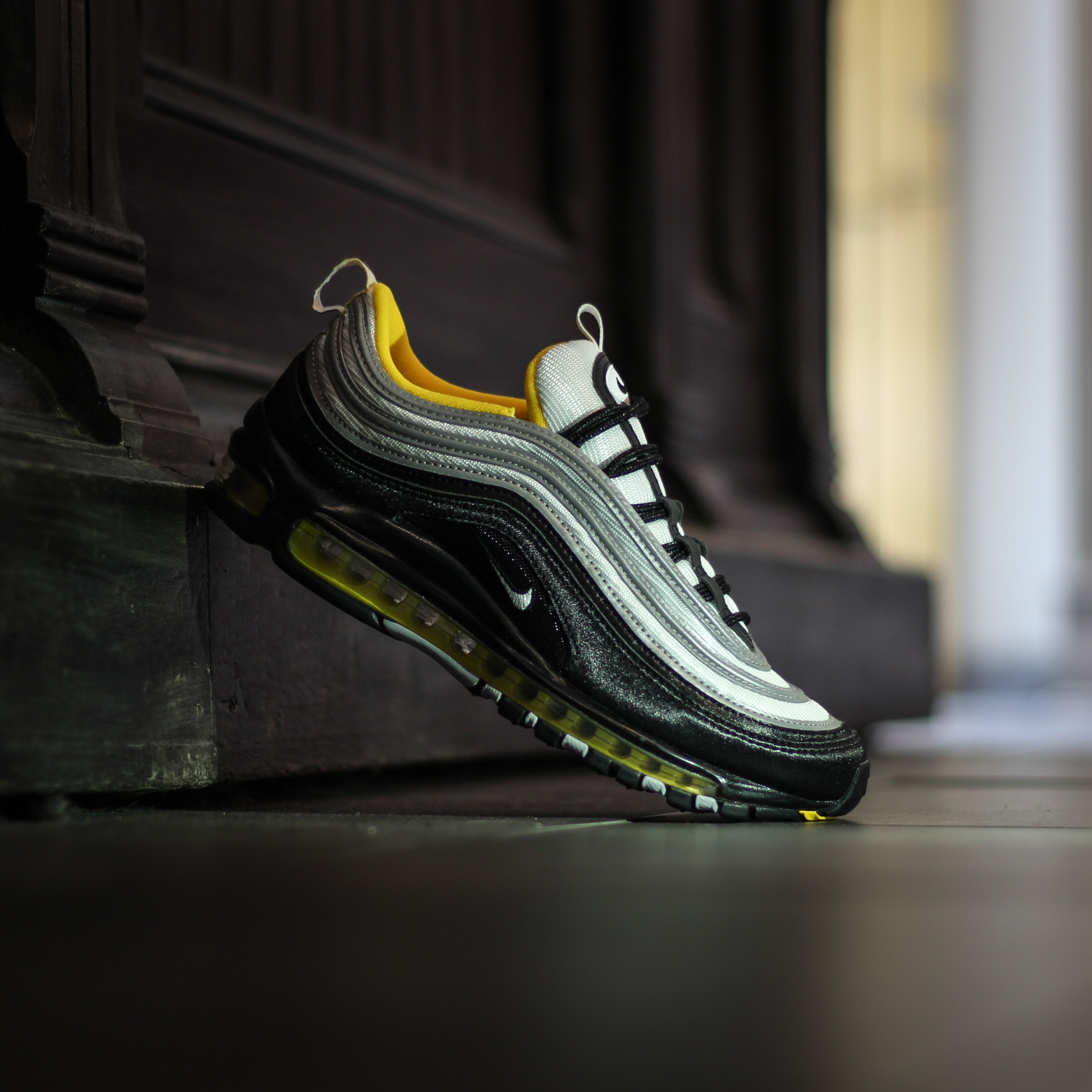 buying cheap reputable site factory price Мужские кроссовки Nike Air Max 97 Premium Cool Grey