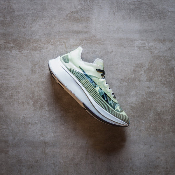 NIKE Zoom Fly SP - Light Bone/Black-Olive Canvas