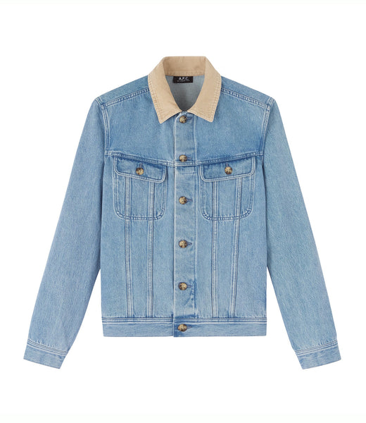 A.P.C. Veste Howl Denim Jacket