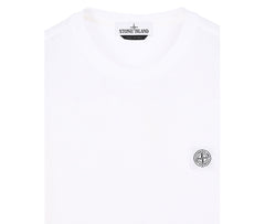 Stone Island Fissato Dye Treatment - White