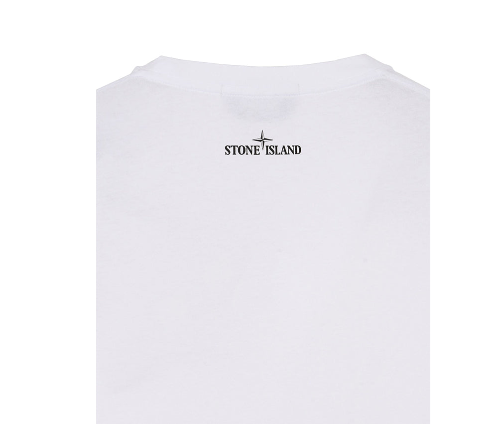 ba42b617df511 Stone Island T-Shirt - White – History of New York Powered by  Sneaker  Lounge
