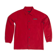 Raised by Wolves Nepean Coach Jacket - Red