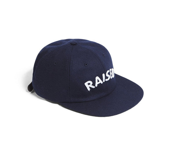 Raised by Wolves Raised Polo Cap - Navy