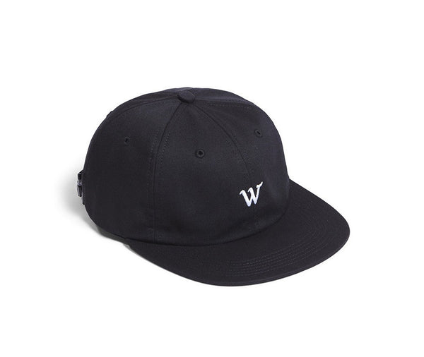 Raised by Wolves Cooper Polo Cap - Black