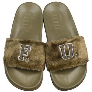 separation shoes e608c 6086d Puma Leadcat Fenty FU Slide